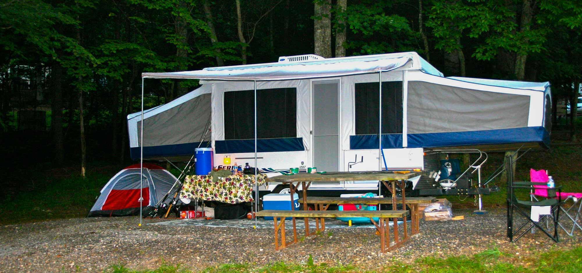 Hidden Creek Camping Resort