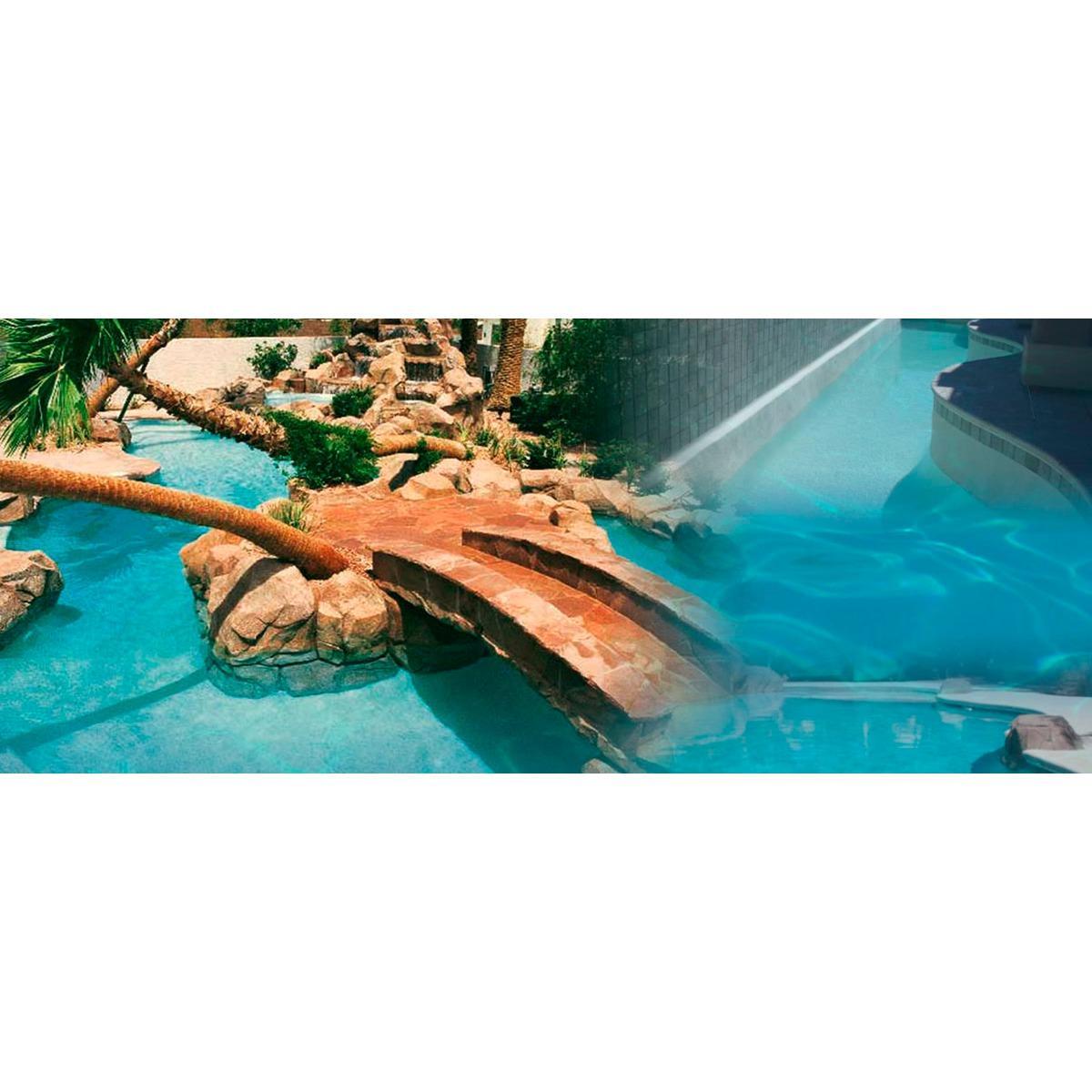 Tropical Pool Plastering