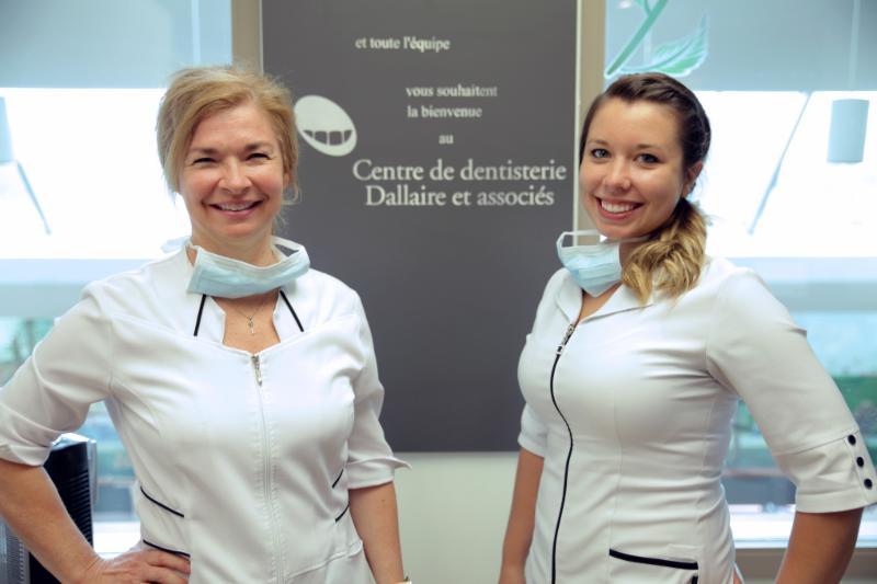 Centre de Dentisterie Dallaire et Associés à Québec