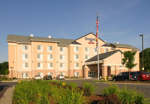 Fairfield Inn by Marriott Lexington Park Patuxent River Naval Air Station image 0