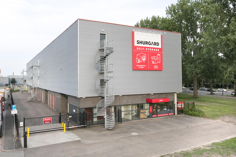 Shurgard Self Storage Dordrecht de Staart