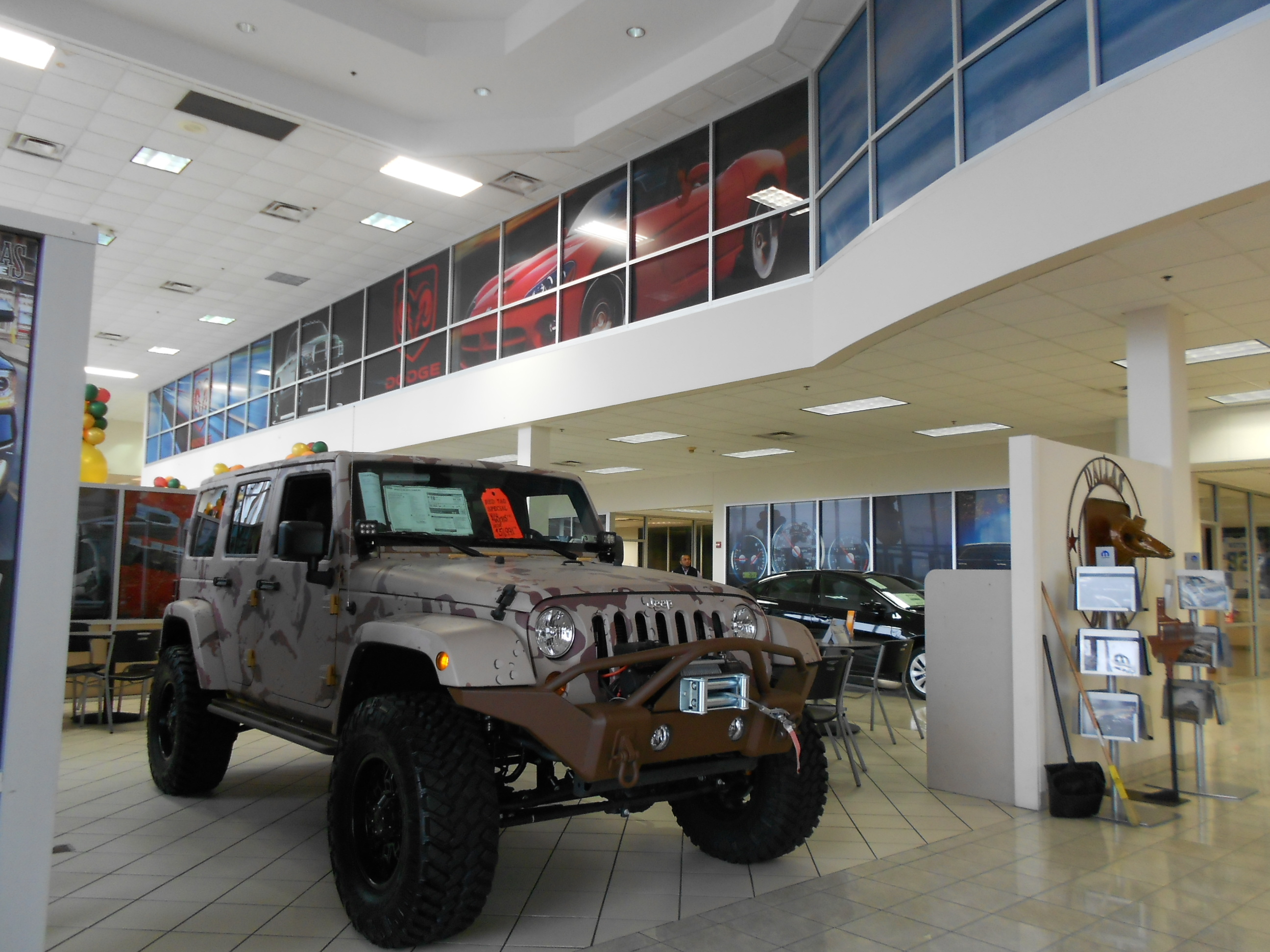Find New And Used Chrysler Dodge Jeep Near Dallas Tx