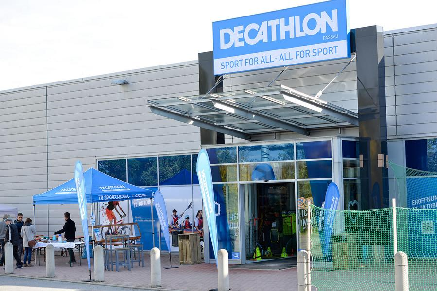 decathlon passau ffnungszeiten decathlon passau u ere spitalhofstra e. Black Bedroom Furniture Sets. Home Design Ideas