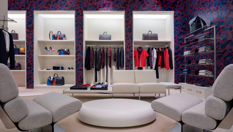 Louis Vuitton South Coast Plaza Men's Store (RELOCATED) image 2