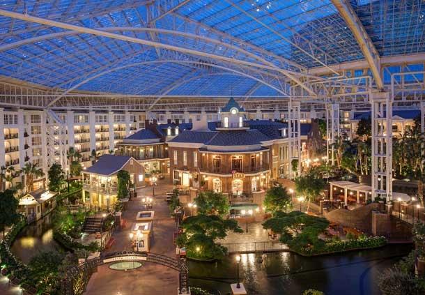 Gaylord Opryland Resort And Convention Center Hocking Hills Zip Line