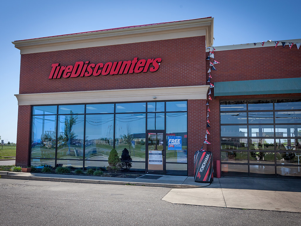 Tire Discounters in Marysville, OH, photo #7