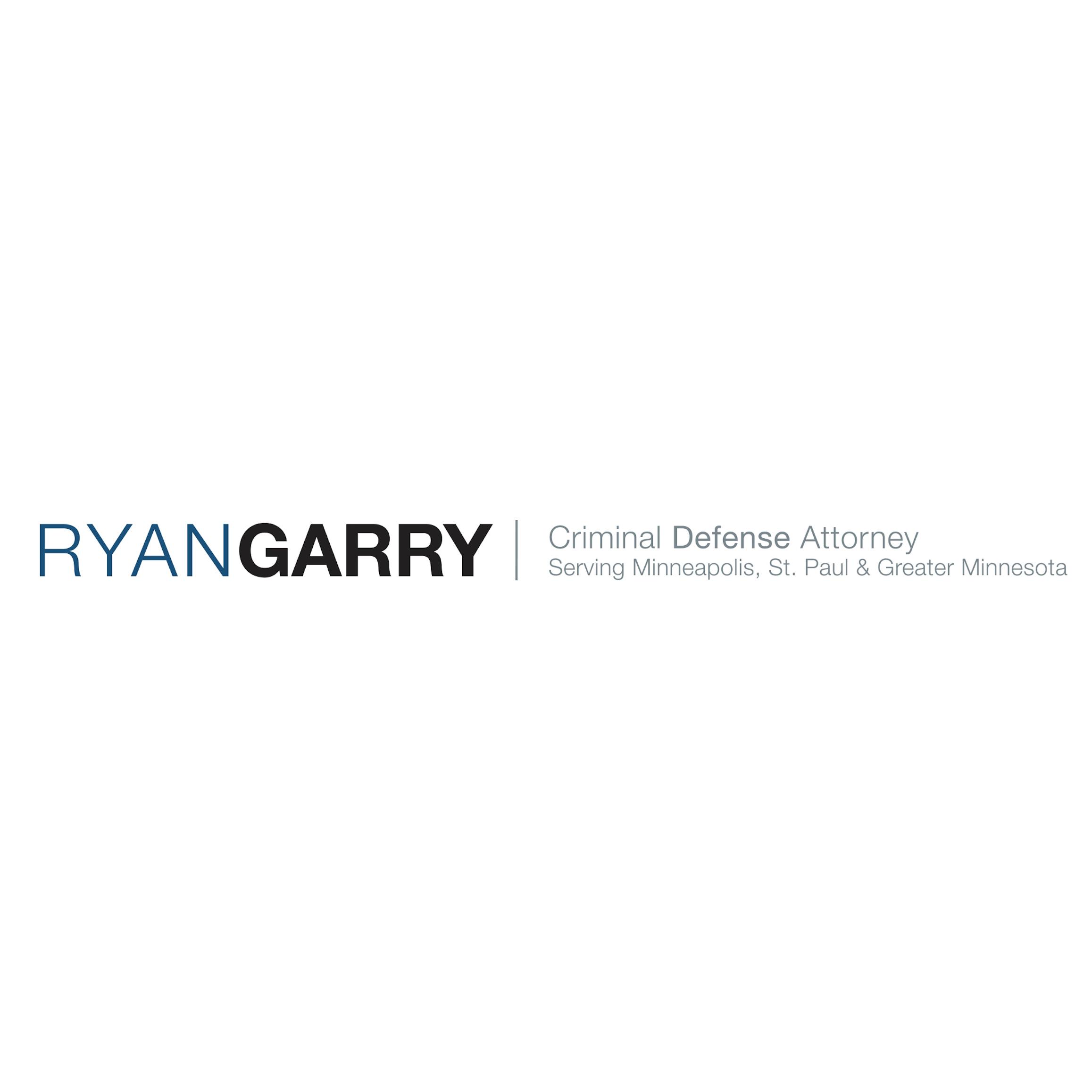 Ryan Garry, Minneapolis MN Criminal Defense Attorneys