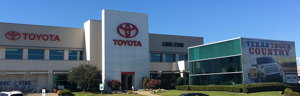 Lone Star Toyota of Lewisville image 0