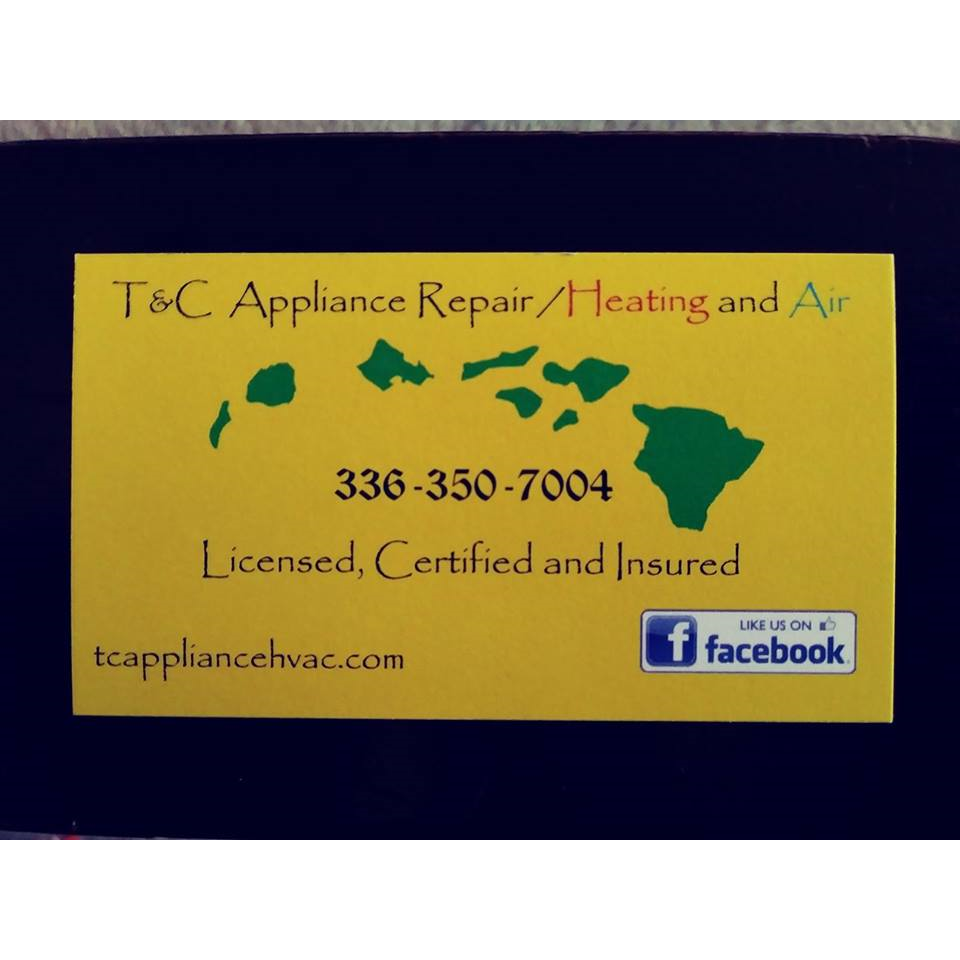 T&C Appliance / HVAC Repair image 8