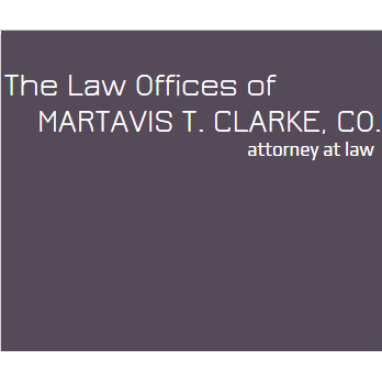 image of The Law Offices of MARTAVIS T. CLARKE, CO.