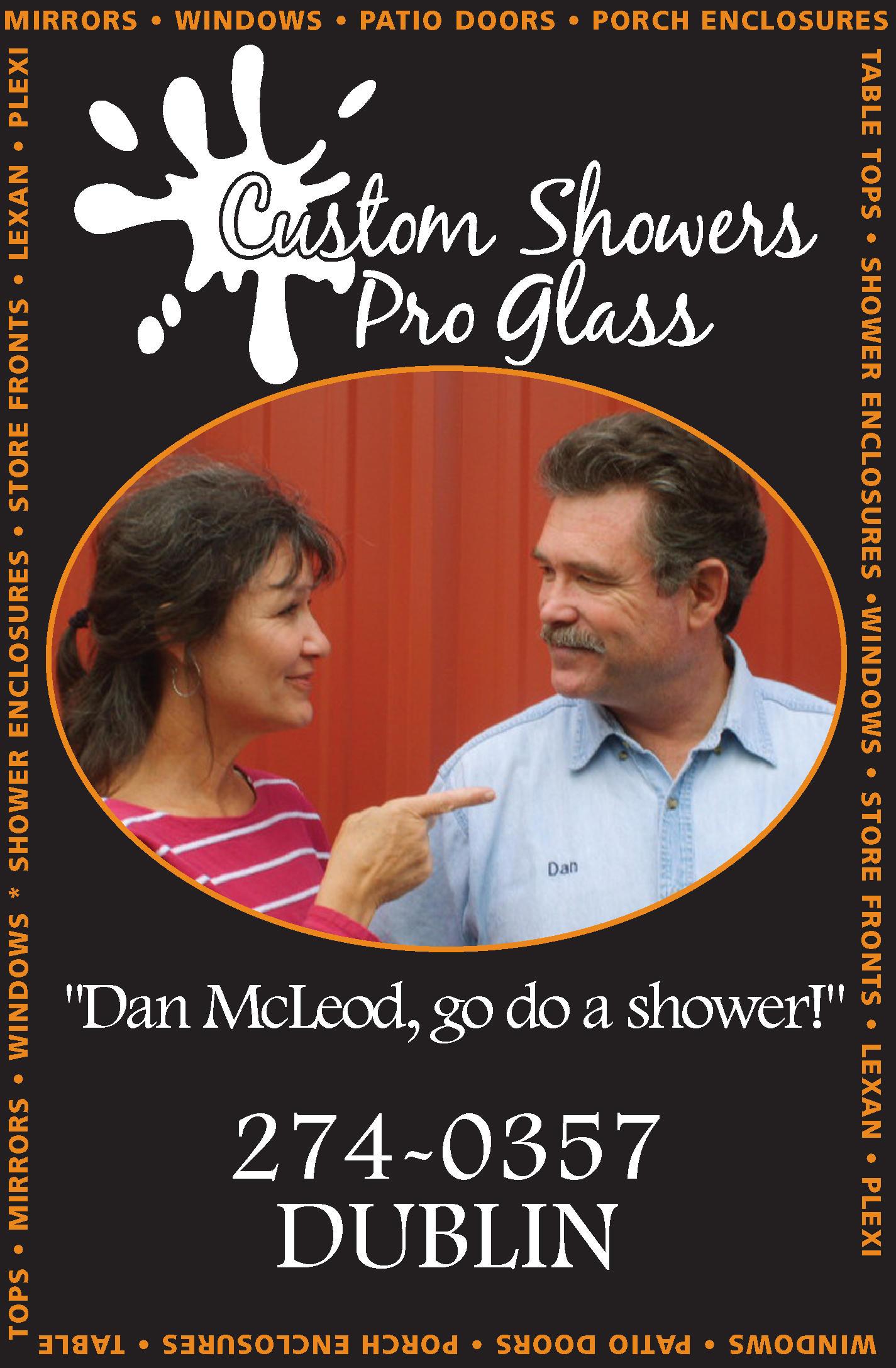 custom showers pro glass. Custom Showers Pro Glass in Dublin  GA 478 274 0