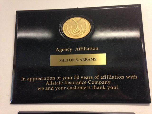 Allstate Insurance Agent: Milton Abrams image 2