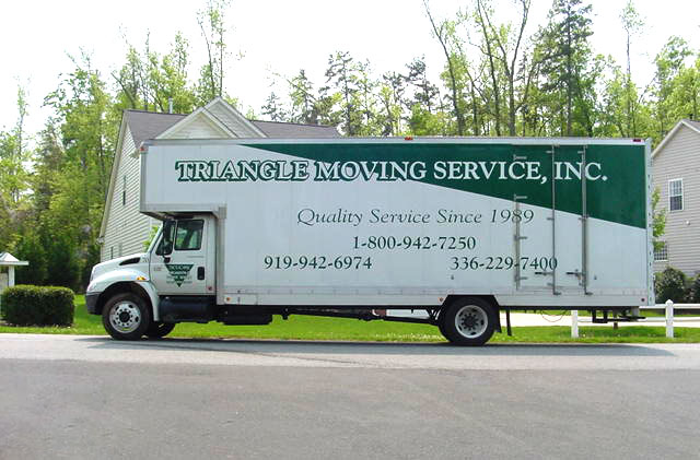 Triangle Moving Service Inc. image 2