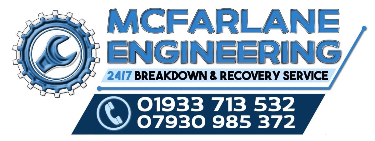 Mcfarlane Engineering Breakdown & Recovery Services