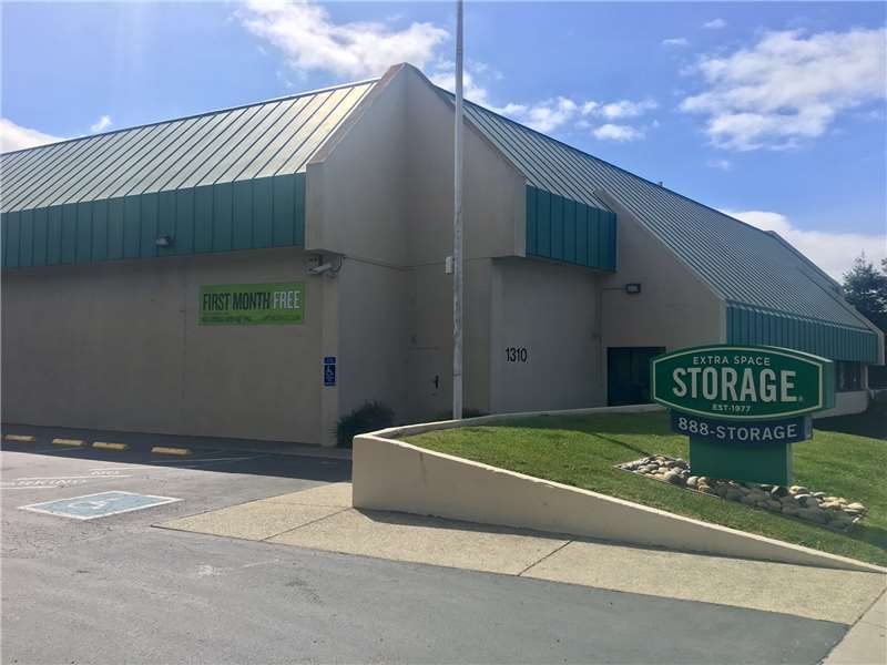 Extra Space Storage In Santa Cruz Ca 95060 Citysearch