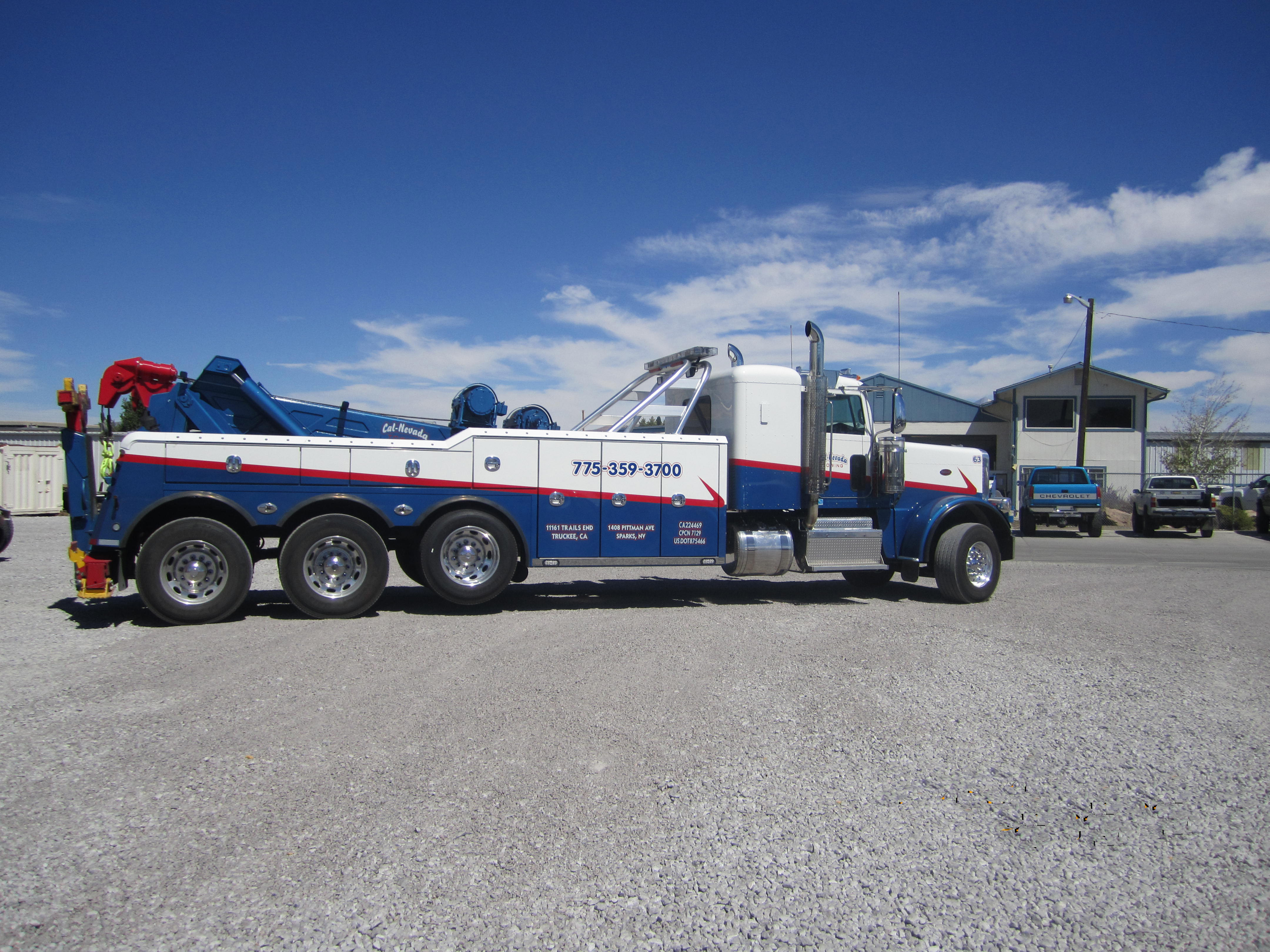 Cal Nevada Towing In Truckee Ca Whitepages