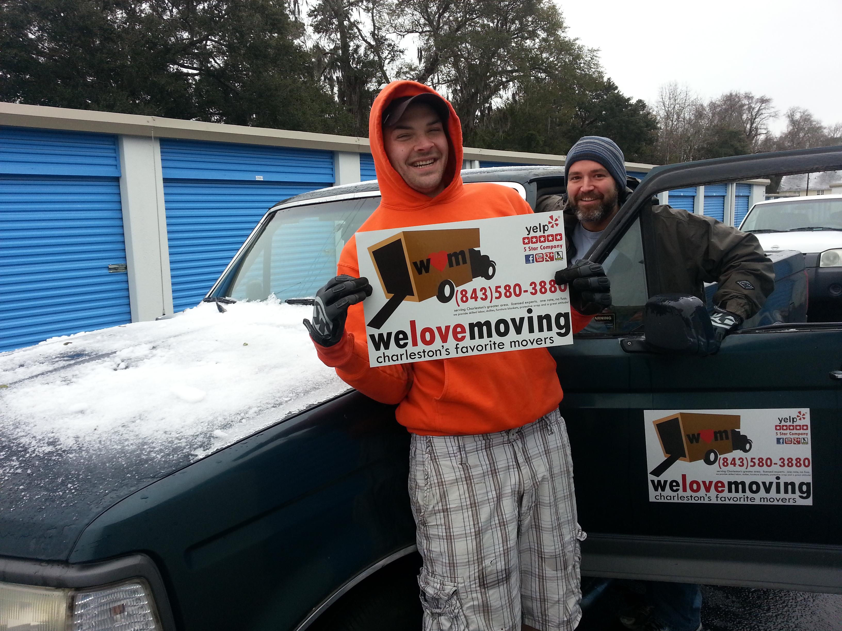 We Love Moving LLC image 90