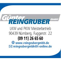 Logo von Günter Reingruber GmbH