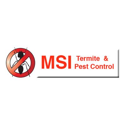 Msi Termite And Pest Control