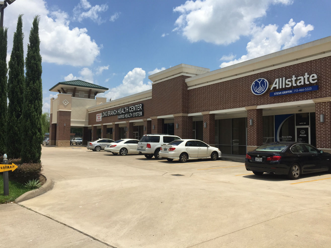 Allstate insurance agent steven griffin coupons houston for Allstate motor club hotel discounts