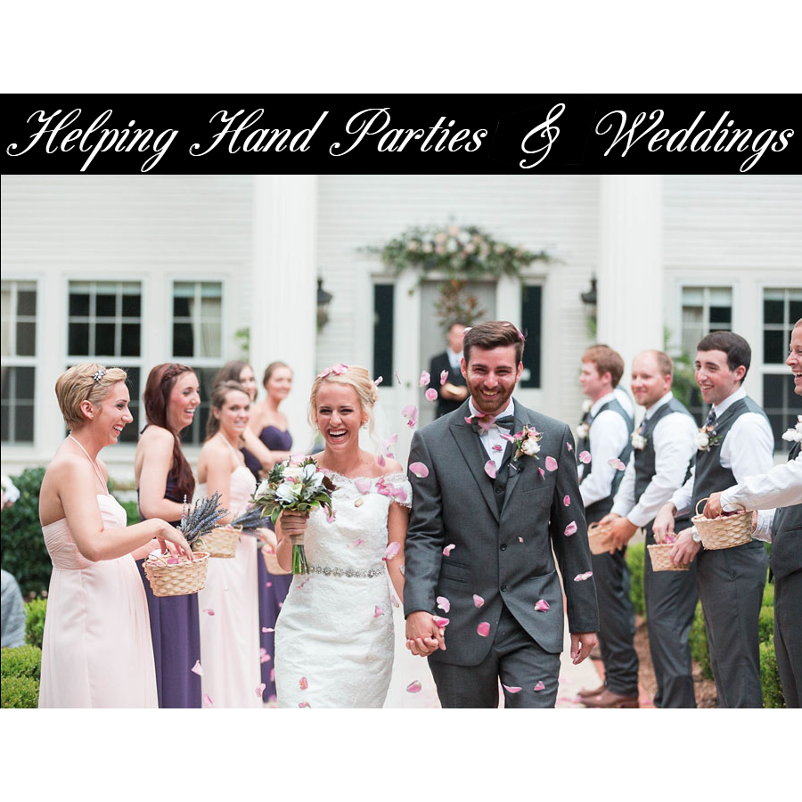 image of the Helping Hand Parties & Weddings