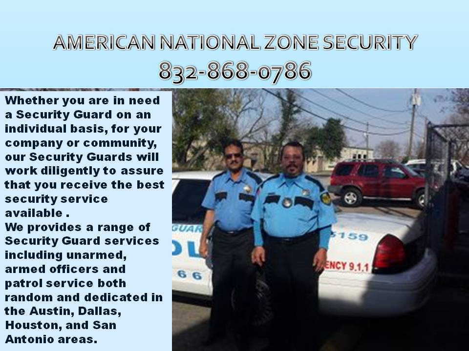 American National Zone Security image 34