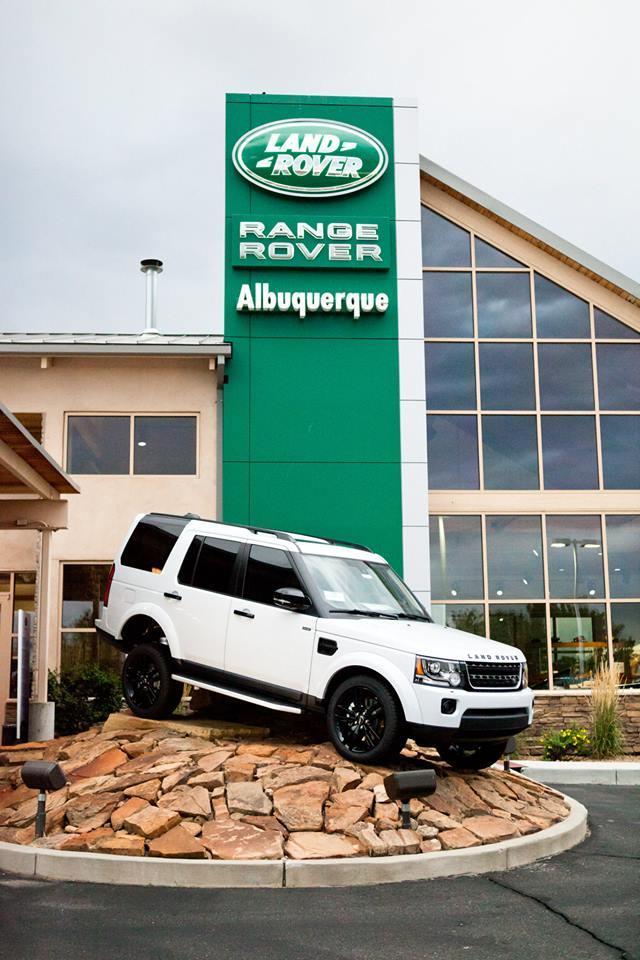 Land Rover Albuquerque image 2