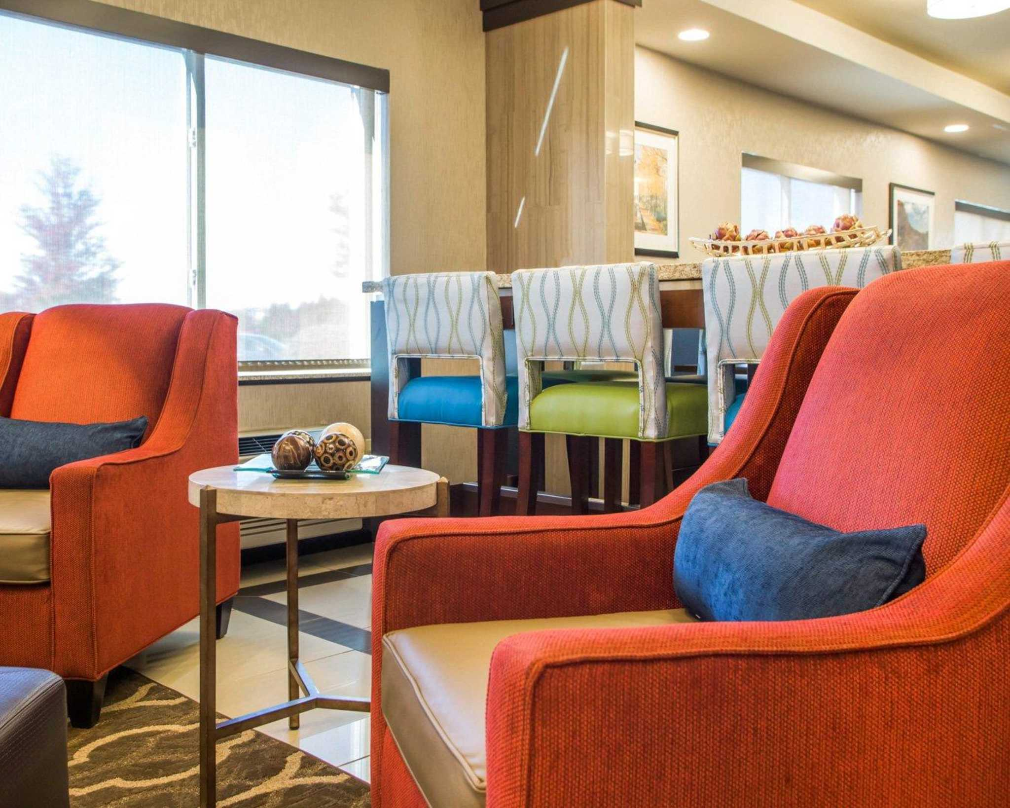 Comfort Suites Columbus West- Hilliard image 14