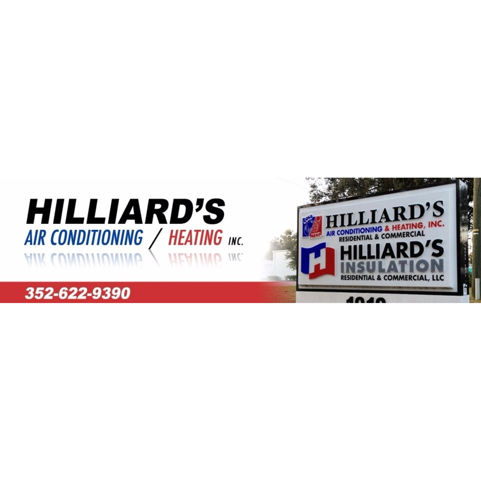Hilliard's Air Conditioning & Heating Inc