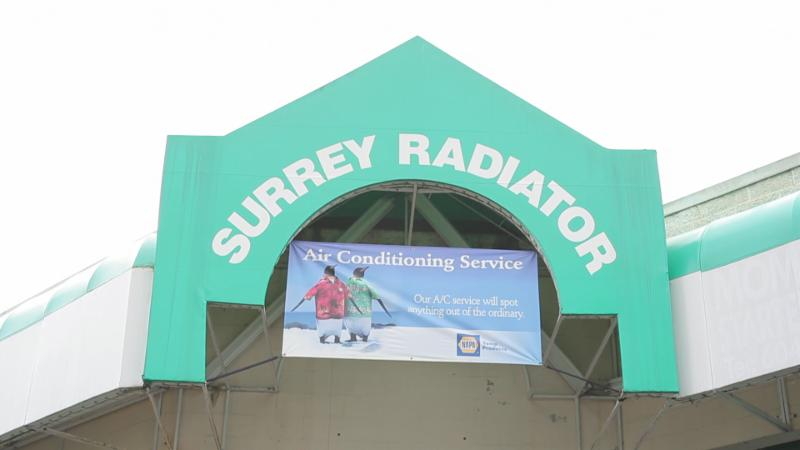 Surrey Radiator in Surrey