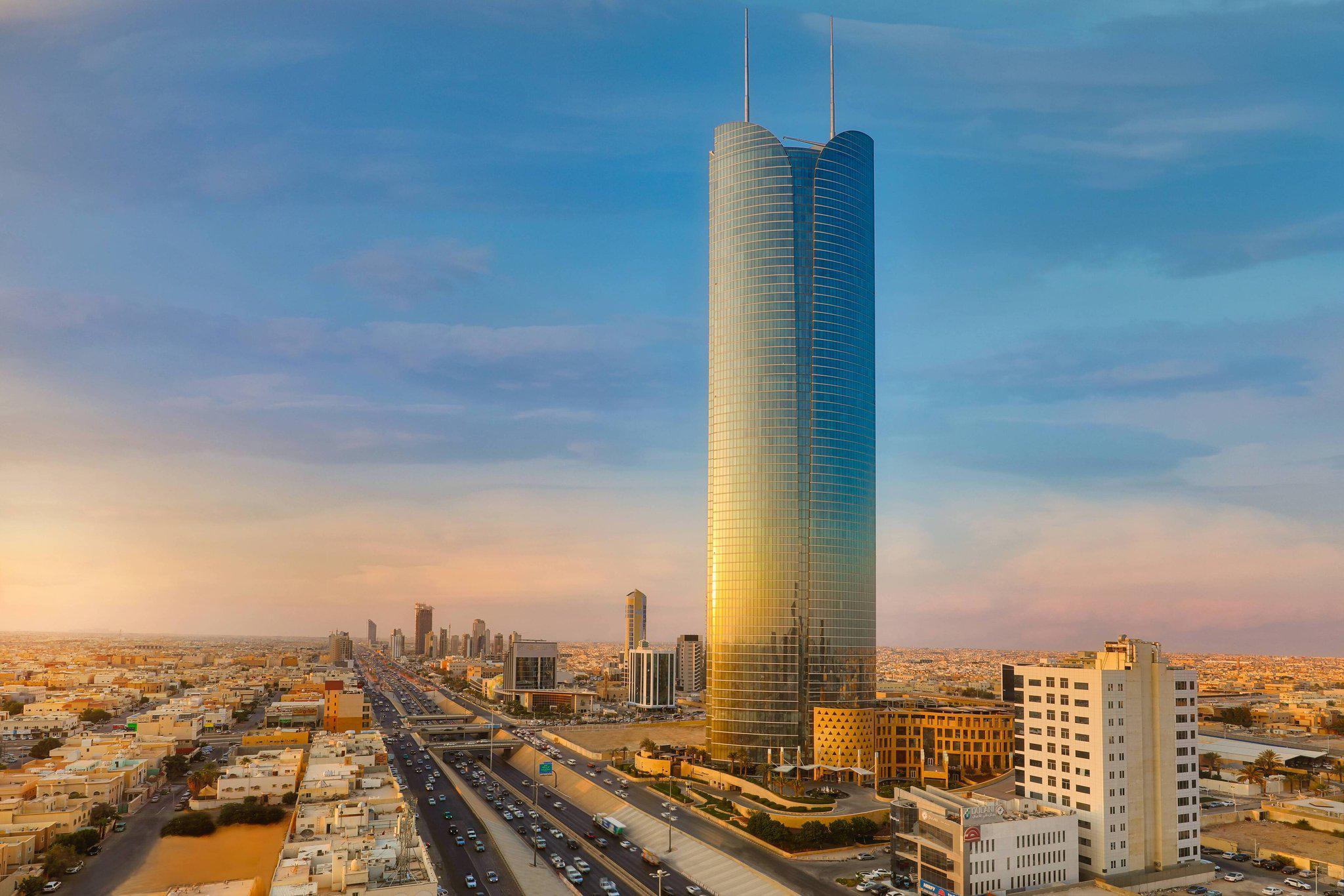 Burj Rafal Riyadh, A Marriott International Hotel