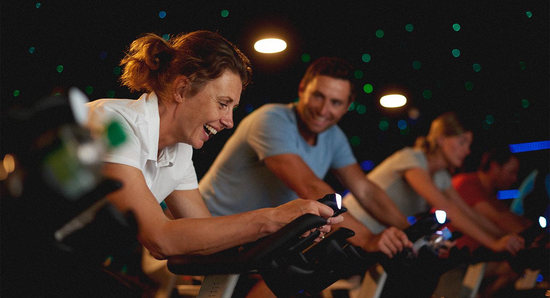 David Lloyd Purley Fitness Equipment In Croydon Cr0 4rw