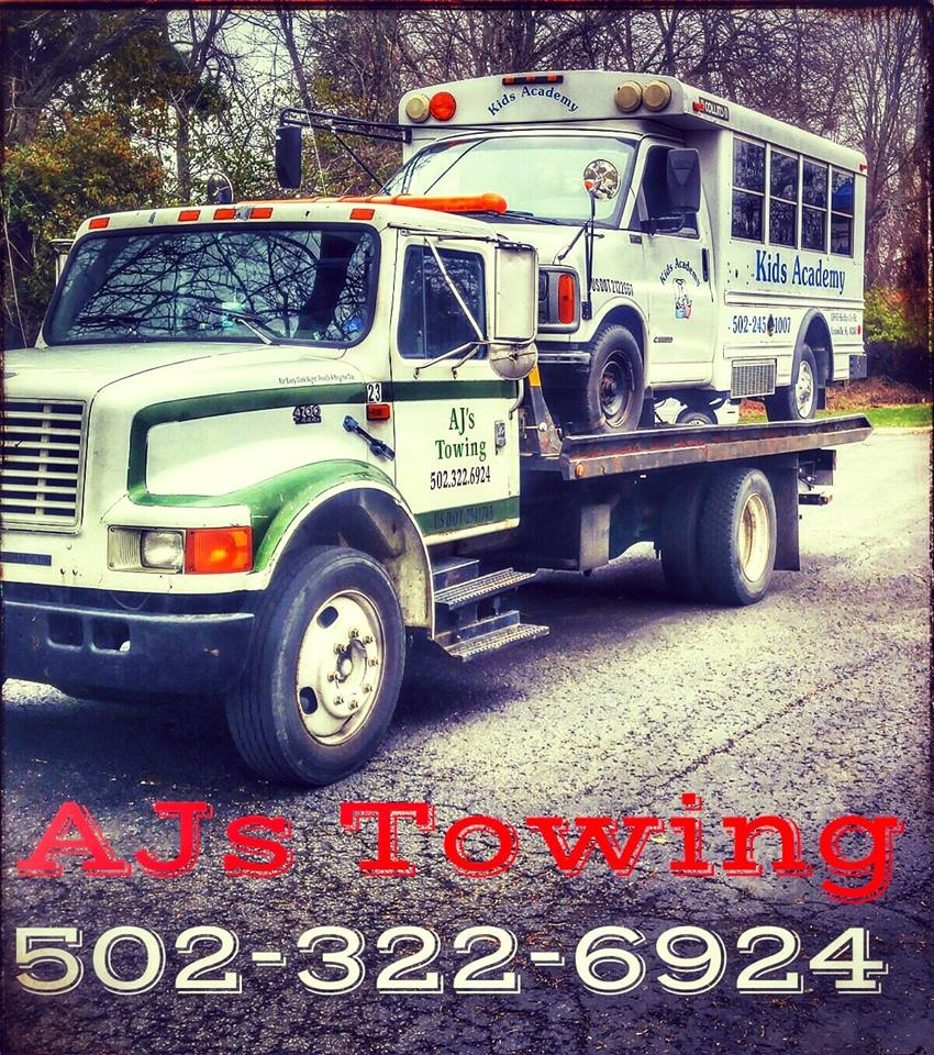 AJ's Towing Service image 5