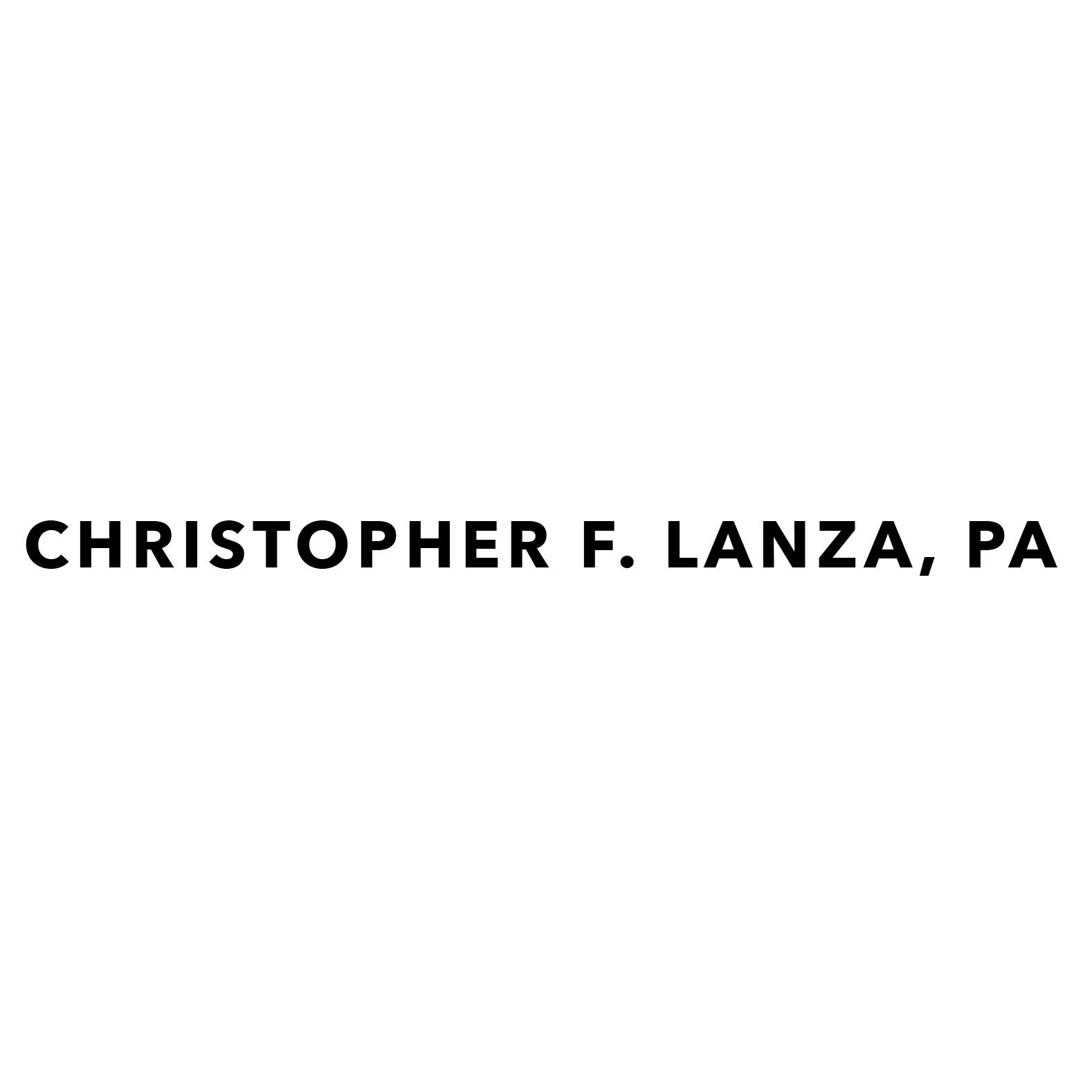 Christopher F. Lanza, PA