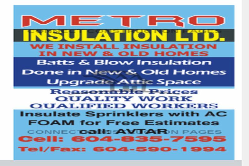 Metro Insulation Ltd