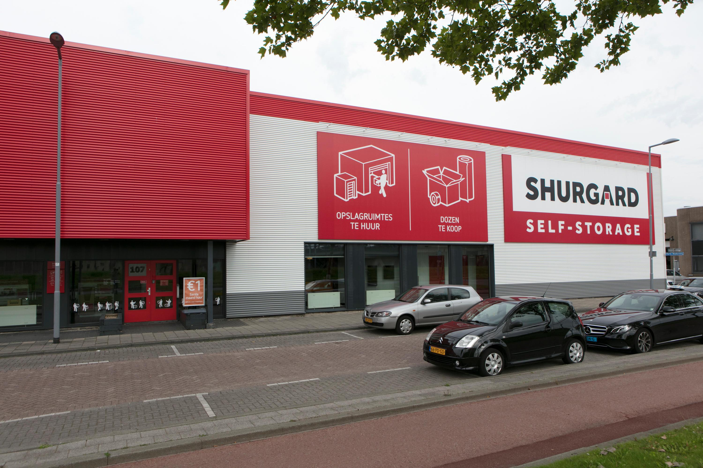 Shurgard Self-Storage Rotterdam Feijenoord
