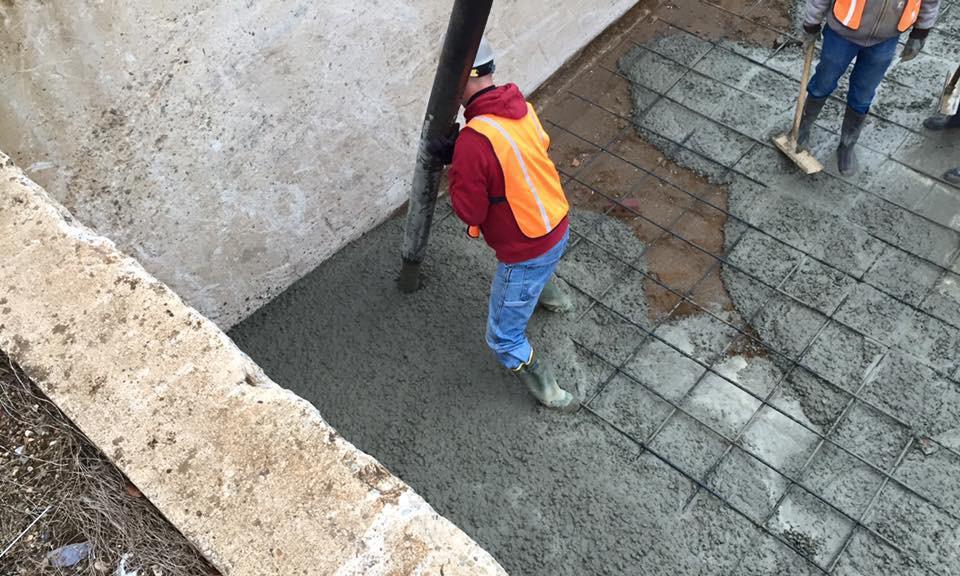 Becker & Scrivens Concrete Products, Inc.
