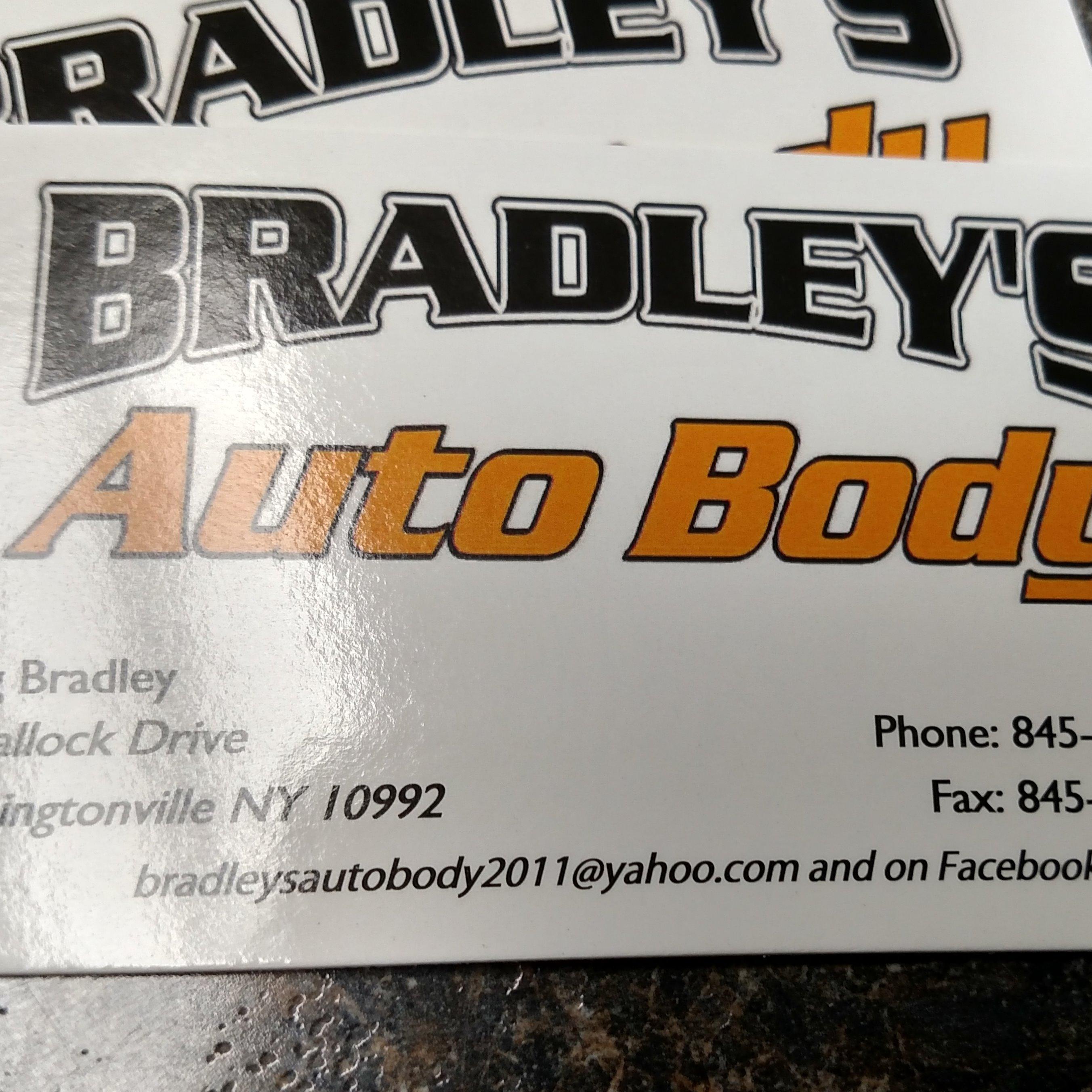 Bradleys Auto Body