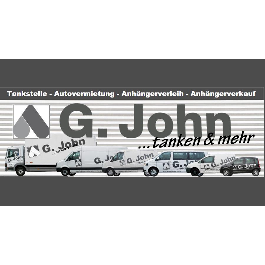 Günther John Tankstelle Autovermietung & Anhängercenter