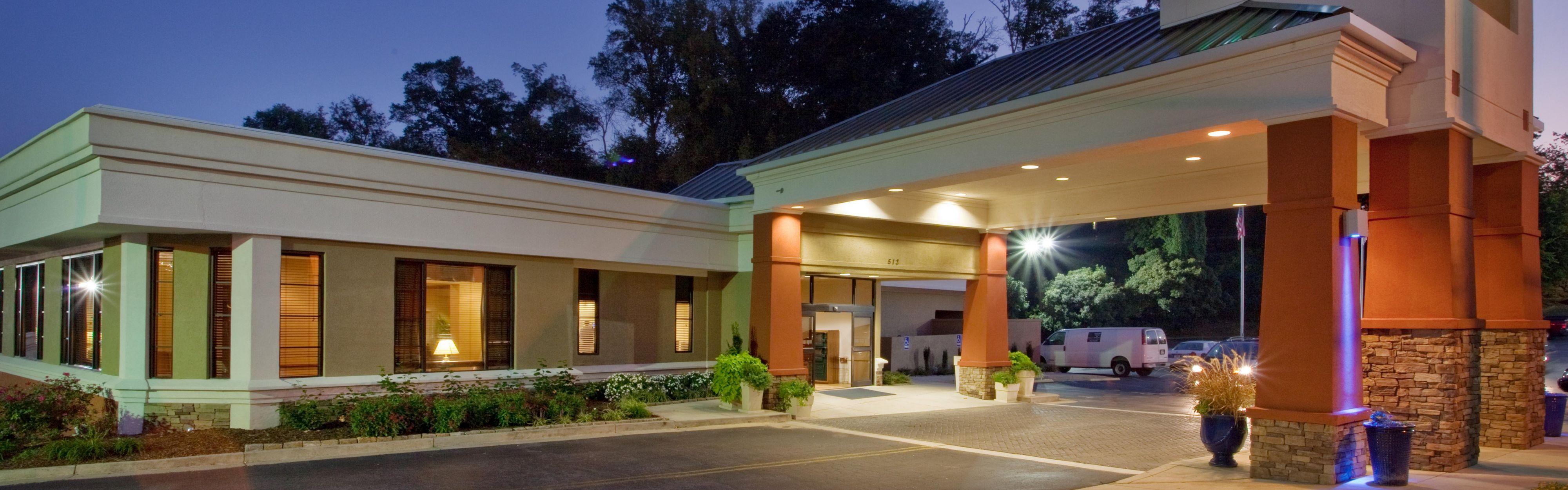 Holiday Inn Express Athens-University Area image 0