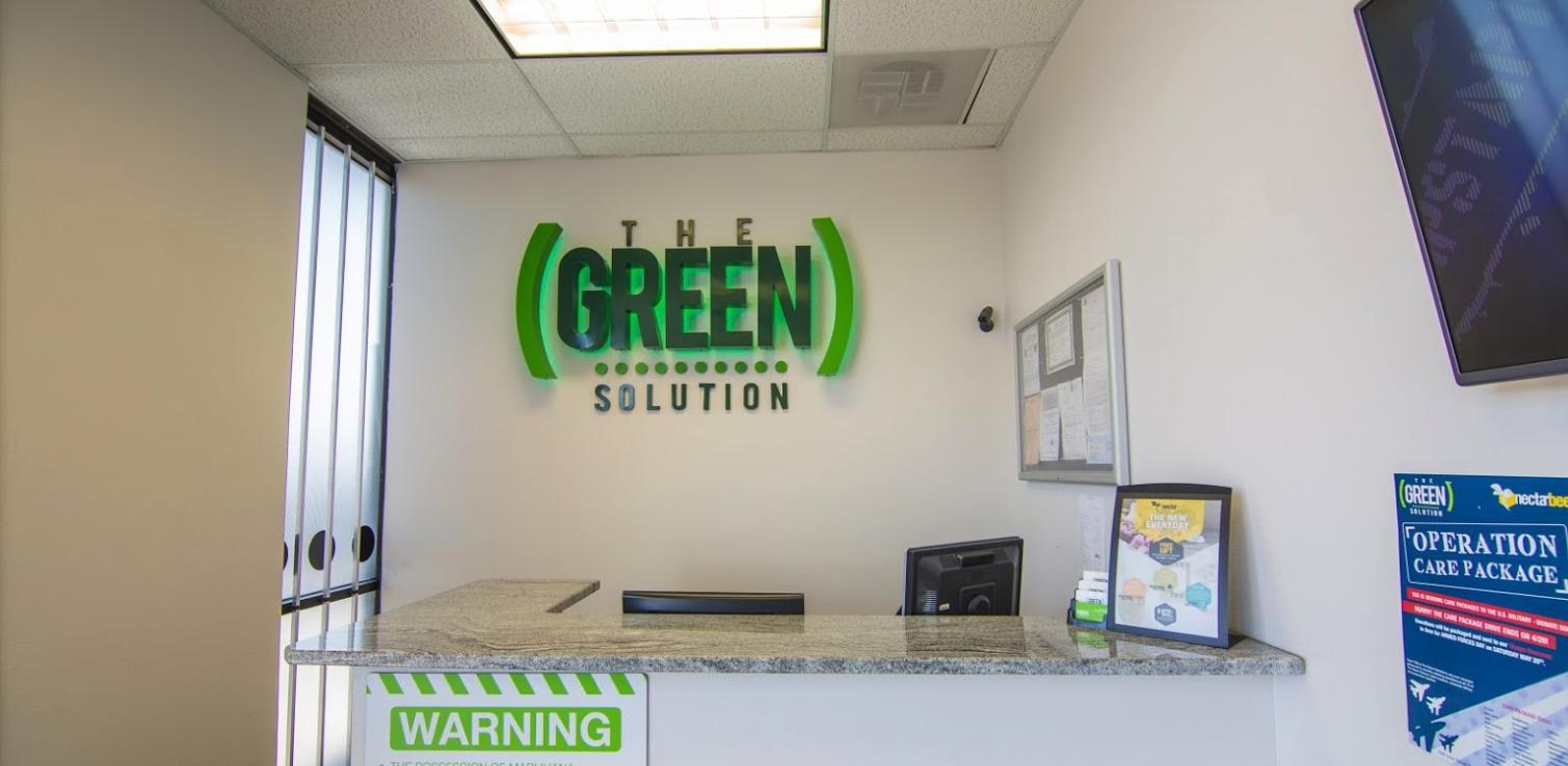 The Green Solution Recreational Marijuana Dispensary image 5