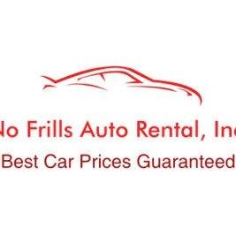 No Frills Auto Rental