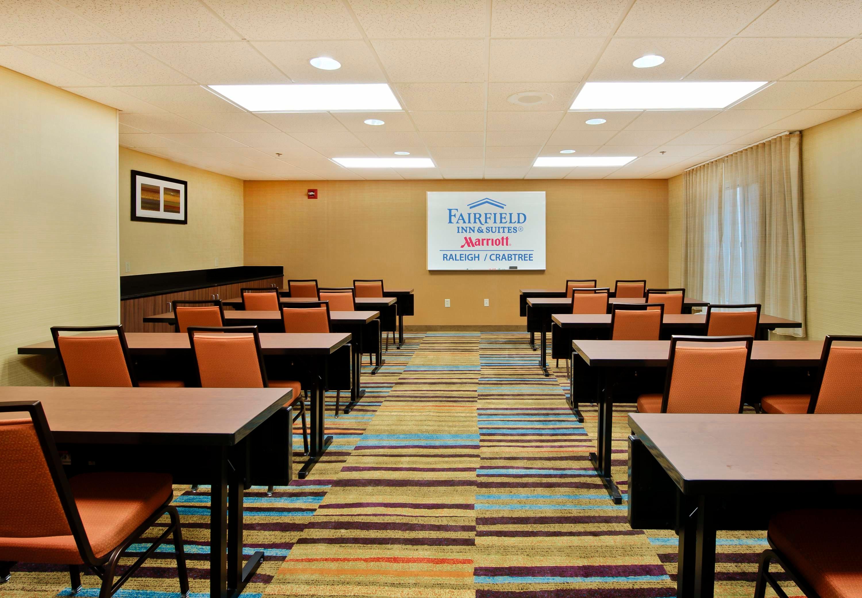 Fairfield Inn & Suites by Marriott Raleigh Crabtree Valley image 17