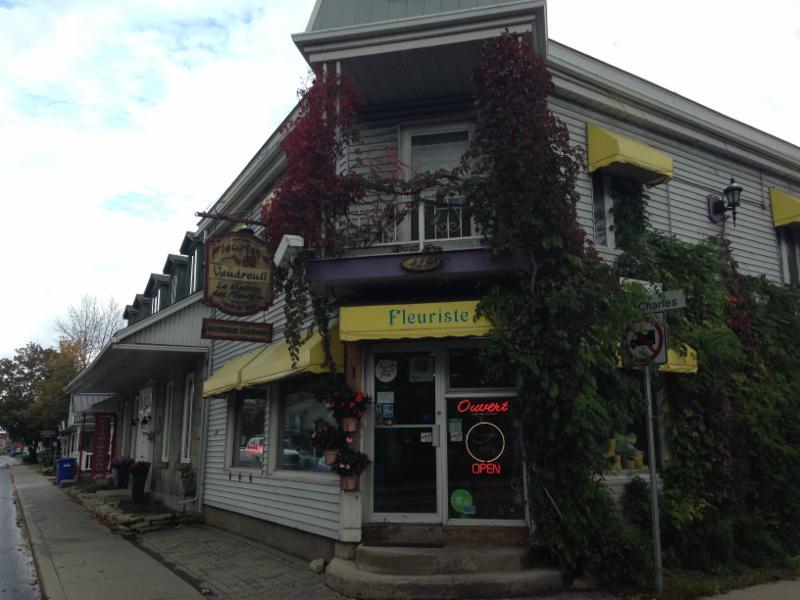 Fleuriste Vaudreuil à Vaudreuil-Dorion