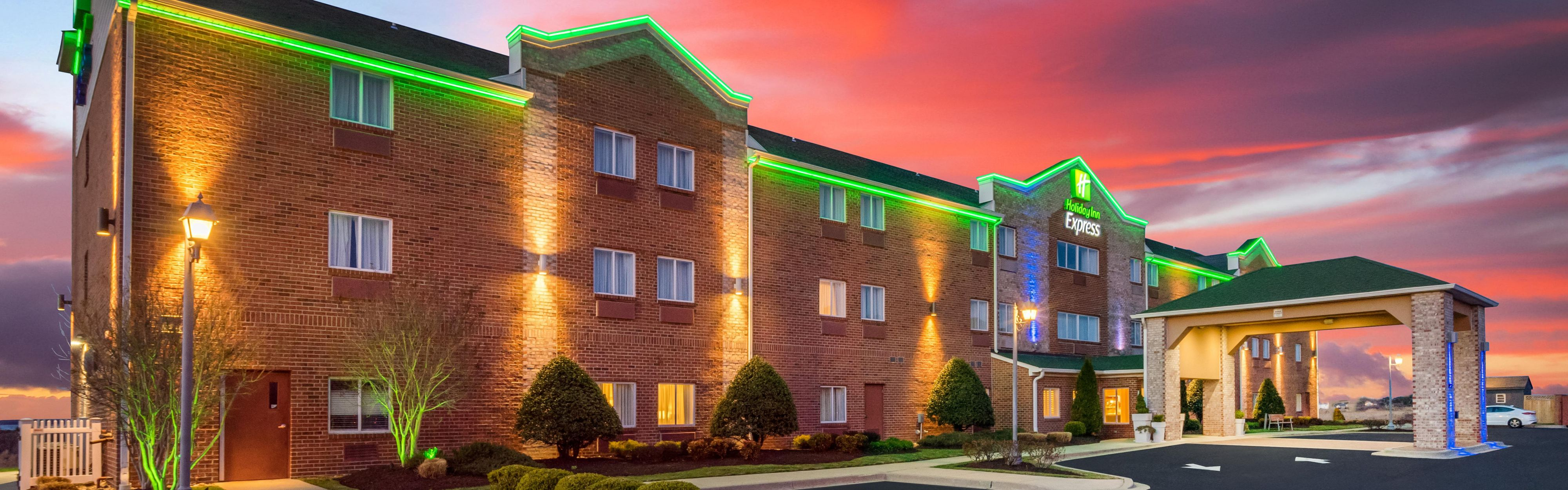 Holiday Inn Express Annapolis East-Kent Island image 0