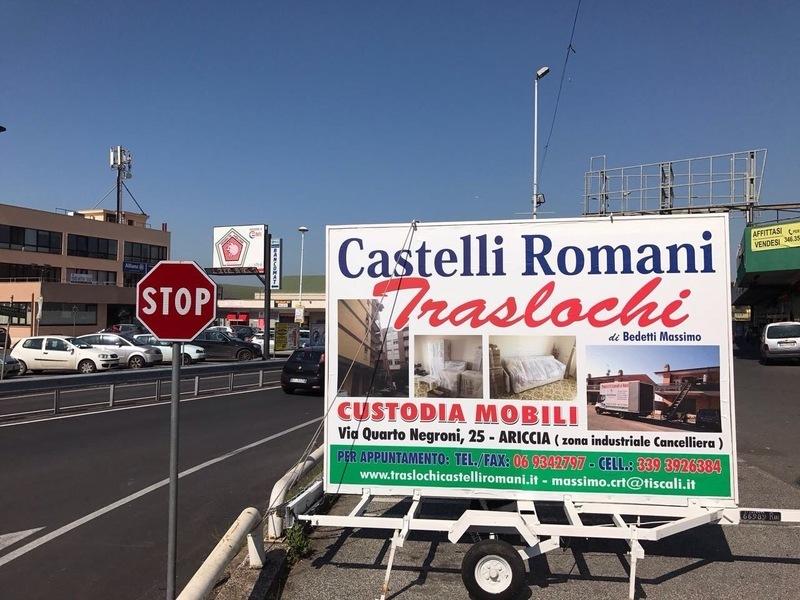 Castelli romani traslochi materiali di costruzione in generale ariccia italia tel - Castelli mobili ...