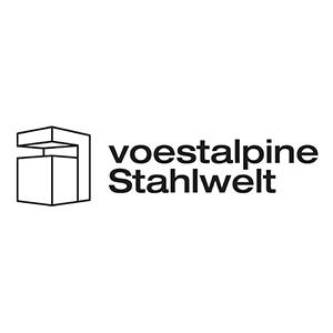 Logo von voestalpine Stahlwelt GmbH
