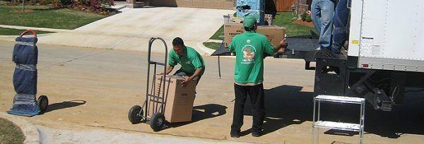 Green Van Lines Moving Company - Dallas image 0