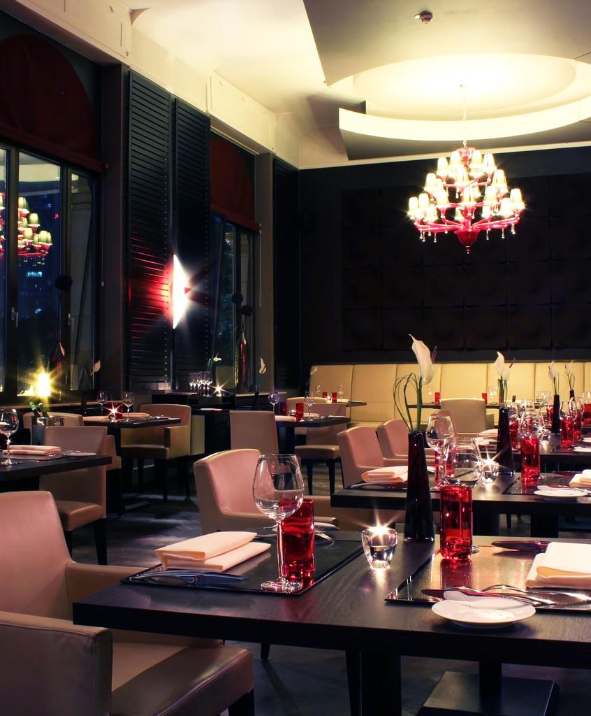 Next Level Restaurant im Kameha Suite