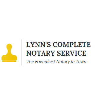 Lynn's Complete Notary Service image 0